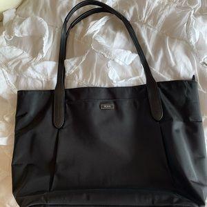 TUMI black bag